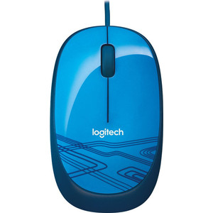 купить Мышь Logitech M105 Blue недорого