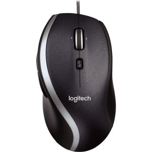 Мышь Logitech Mouse M500 веб камера logitech g240 cloth gaming mouse pad 943 000094