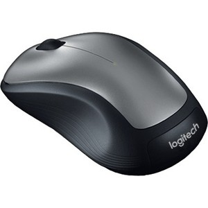 Мышь Logitech Mouse M310 Silver веб камера logitech g240 cloth gaming mouse pad 943 000094