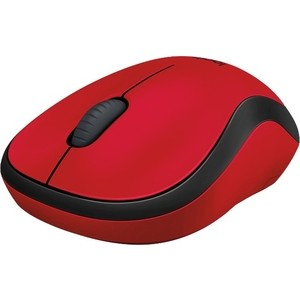 Мышь Logitech M220 Silent Red silent treatment
