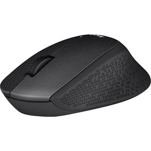 Мышь Logitech M330 Silent Plus Black silent treatment