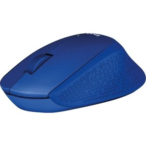 Мышь Logitech M330 Silent Plus Blue споттер blue weld plus 230