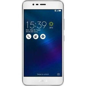 Смартфон Asus ZenFone 3 Max (ZC520TL) Silver