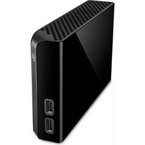 Внешний жесткий диск Seagate 4Tb STEL4000200 Backup Plus Hub черный жесткий диск пк western digital wd40ezrz 4tb wd40ezrz