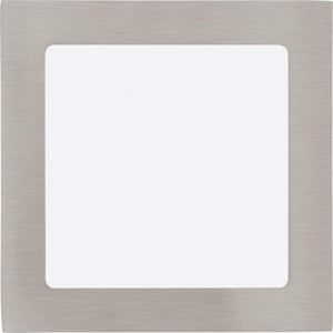 Встраиваемый светодиодный светильник Eglo 31678 eglo встраиваемый светильник eglo peneto 94239