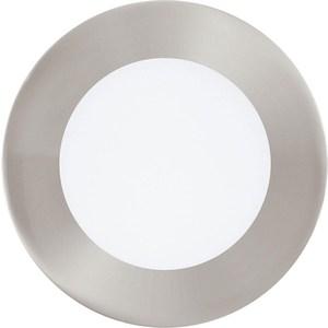 Встраиваемый светодиодный светильник Eglo 32753 eglo встраиваемый светильник eglo peneto 94239