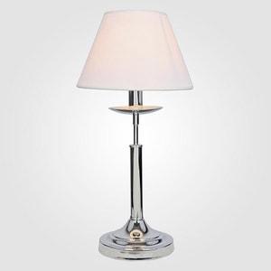 Настольная лампа Eurosvet 01010/1 хром цена