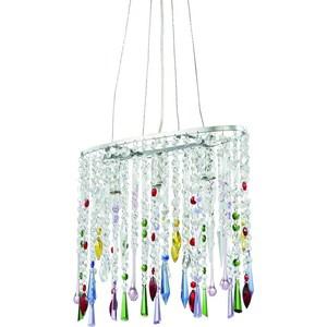 Подвесной светильник Ideal Lux Rain Color SP3 ideal lux люстра ideal lux le roy sp3