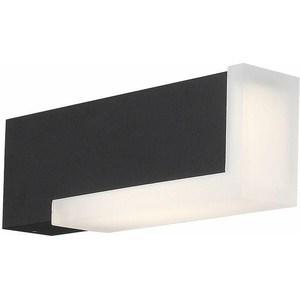 Уличный настенный светодиодный светильник ST-Luce SL096.401.02