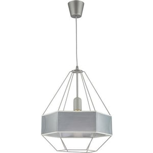Подвесной светильник TK Lighting 1528 Cristal Grey 1 led crystal lighting pendant lamp fixture heart shape for home living room bedroom lustres de cristal lampada hanging lamparas