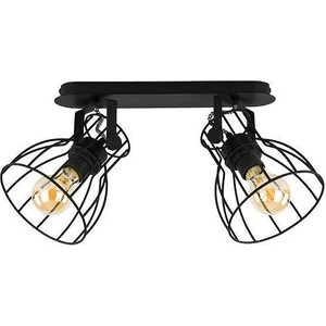 Спот TK Lighting 2121 Alano Black 2 n light p 514 1 satin chrome