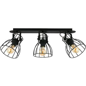 Спот TK Lighting 2122 Alano Black 3 спот tk lighting 1830 relax junior 1