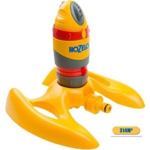 Ороситель спринклерный круглый Hozelock Pro 314 м2 (2336P0000) водяной спринклерный ротационный ороситель truper 10303