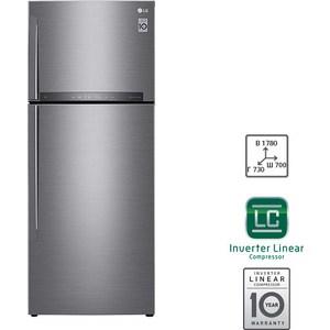 Холодильник LG GC-H502HMHZ lg gc b207gmqv