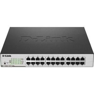 Коммутатор D-Link DGS-1100-24P/B2A коммутатор d link dgs 1100 08p dgs 1100 08p a1a