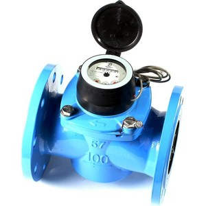 Счетчик воды ДЕКАСТ промышленный СТВХ-200