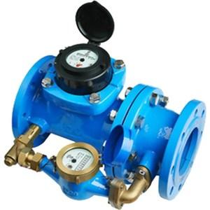 Счетчик холодной воды ДЕКАСТ промышленный комбинированный СТВК 2 150/40 промышленный детектор металла treasure hunter dp 11 dd 2 gold detector