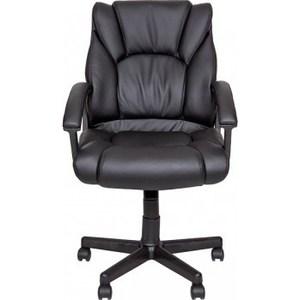 Кресло Алвест AV 125 PL (681H) MK эко кожа 223 черная