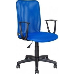 Кресло Алвест AV 220 PL (C) TW - сетка/сетка односл 452/471 синяя/синяя мужская одежда aston случайные случайные сшитые мужские рубашки с длинными рукавами синяя сетка 170 m a14116303