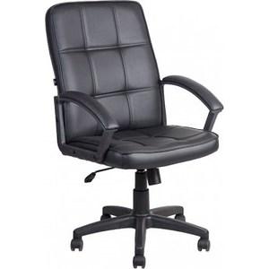 Кресло Алвест AV 212 PL (681 H) MK экокожа 223 черная av 121 pl 681 н мк