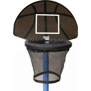 Баскетбольный щит с кольцом DFC для батутов Trampoline щит пионер баскетбольный