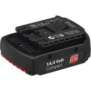 Аккумулятор Bosch 14.4В 2.6Aч Li-Ion (2.607.336.078) vertical camera 7 2v li ion battery grip for nikon d5100 d5200 black