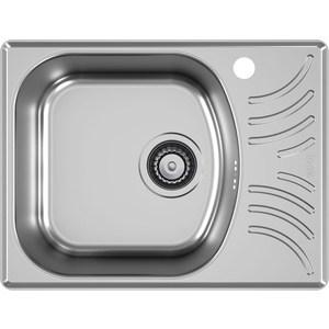 Кухонная мойка IDDIS Focus 435x560 матовая (FOC56MLi77)