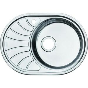 Кухонная мойка IDDIS Suno 460x650 шелк (SUN65SRi77)