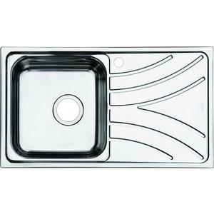 Кухонная мойка IDDIS Arro 440x780 полированная (ARR78PLi77) 11 16 661111