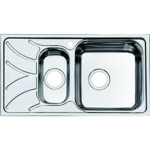 Кухонная мойка IDDIS Arro 440x780 шелк (ARR78SZi77)