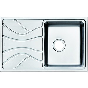 Кухонная мойка IDDIS Reeva 480x780 шелк (REE78SRi77) iddis reeva ree78sli77