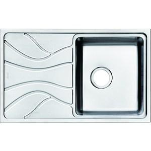 Кухонная мойка IDDIS Reeva 480x780 шелк (REE78SRi77) мойка iddis suno шелк d490 sun49s0i77
