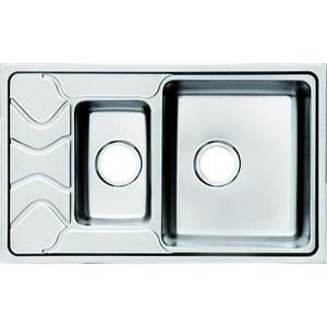 Кухонная мойка IDDIS Reeva 480x780 шелк (REE78SZi77) iddis reeva ree78sli77
