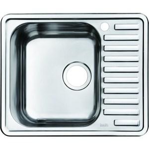 Кухонная мойка IDDIS Strit 485x585 полированная (STR58PLi77) кухонная мойка iddis strit 485x585 полированная str58pri77