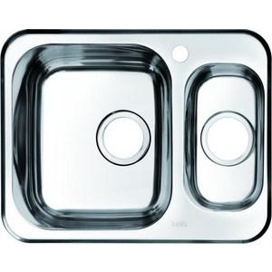 Кухонная мойка IDDIS Strit 480x605 полированная (STR60PXi77) кухонная мойка iddis strit 485x585 полированная str58pri77