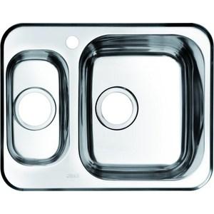 Кухонная мойка IDDIS Strit 480x605 полированная (STR60PZi77) кухонная мойка iddis strit 485x585 полированная str58pri77