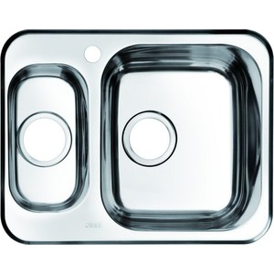 Кухонная мойка IDDIS Strit 480x605 полированная (STR60PZi77)