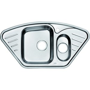 Кухонная мойка IDDIS Strit 505x965 полированная (STR96PCi77)