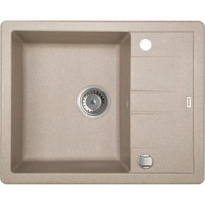 Кухонная мойка IDDIS Vane G 500x620 песок (V08P621i87) цена