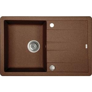 Кухонная мойка IDDIS Vane G 500x780 шоколад (V33C781i87) эспандер грудной iron master ir97616