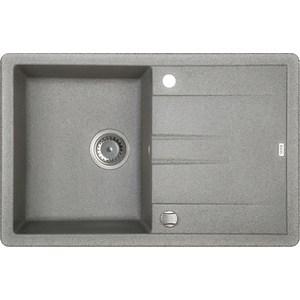 Кухонная мойка IDDIS Vane G 500x780 серый (V12G781i87) цена