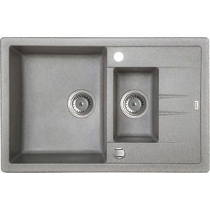 Кухонная мойка IDDIS Vane G 500x780 серый (V17G785i87) fxb f3d2x4 enhanced windsock wind vane double frame skeleton