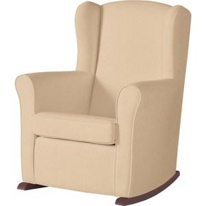 Кресло-качалка Micuna Wing/Nanny chocolate/honeycomb beige (Э0000017345)