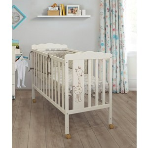 Кровать Micuna Baby Giraffe 120*60 ivory с матрацем СН-620 (Э0000016414) promotion 6 7pcs crib bedding set duvet cover curtain berco cot bumpers baby bedding crib sets 2015 120 60 120 70cm