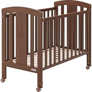 Кровать Micuna Nicole 120*60 chocolate (Е0000000645) форма nicole r0621 3d