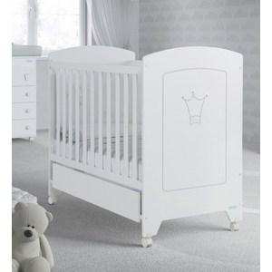Кровать Micuna Valentina 120*60 white (Э0000015068)