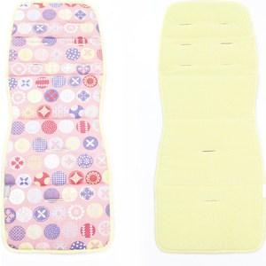 Матрас в коляску Ceba Baby Circles pink W-814-071-130 (Э0000017182) комплекты в коляску esspero матрас универсальный baby cotton lux