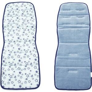 Матрас в коляску Ceba Baby Stars W-814-000-515 (Э0000017180) комплекты в коляску esspero матрас универсальный baby cotton lux