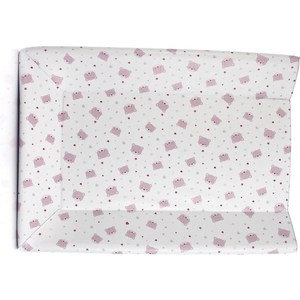 все цены на Матрасик Micuna пластиковый PL-1349 pink bear (Э0000008858) в интернете