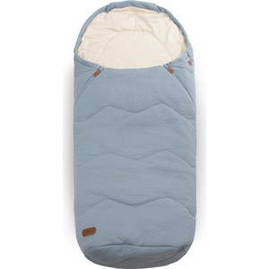Муфта для ног Voksi Breeze Light Blue/Sand 3263002 (Э0000016327) конверт детский voksi voksi конверт зимний urban melange blue